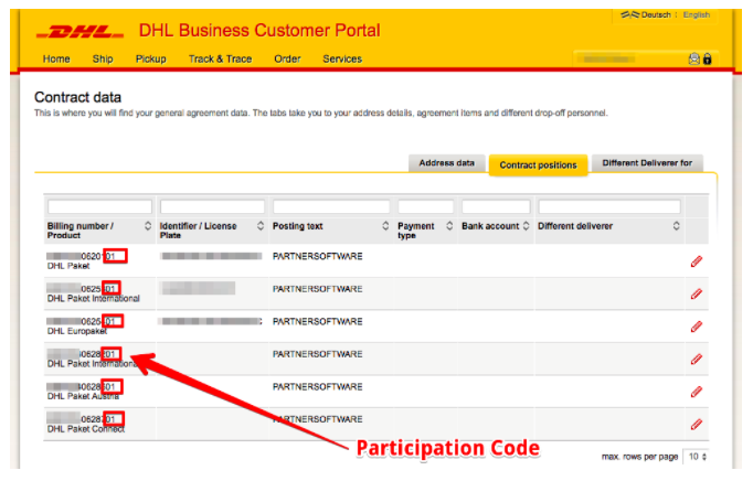 How to Connect a DHL Germany Account – Shippo