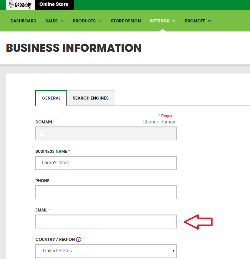 Troubleshooting GoDaddy connection issues – Shippo